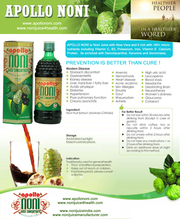 Indian Noni Juice Miracle Result of Wellness Noni Juice
